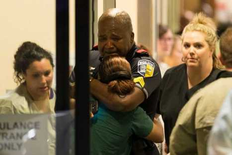 Tragedy's terrible toll: Portraits of grief in Dallas | Grief & Bereavement Counseling | Scoop.it