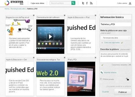 Enseña con tu ipad a través de la PDI | TIC aplicadas a la educación infantil | Scoop.it