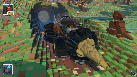 Lego's 'Minecraft' competitor is real and ready to download | class tech | Scoop.it
