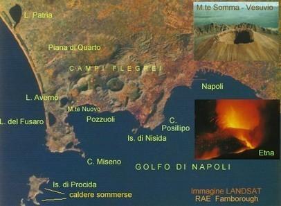 Campi Flegrei | vulcani | Scoop.it