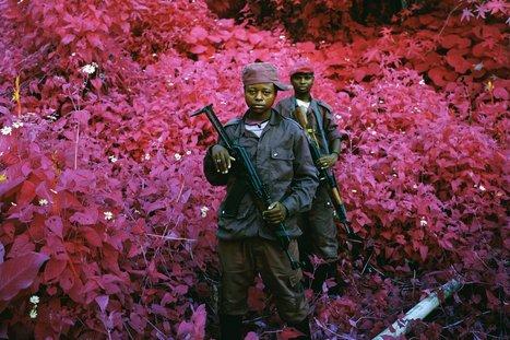 Richard Mosse Photographs War in Technicolor | Combat Camera | Scoop.it