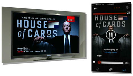 Forget Google TV, 'Chromecast' connects every device (and Netflix) straight to TV - Lost Remote | Second Screening | Scoop.it