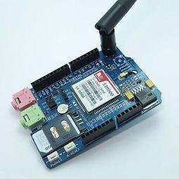 SIM900 Quad-band GSM/GPRS Shield for Arduino UNO/MEGA/Leonardo | Raspberry Pi | Scoop.it