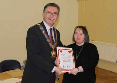 Cookstown Hearty Lives participants recognised - Tyrone Times | People with Learning Disabilties | Scoop.it