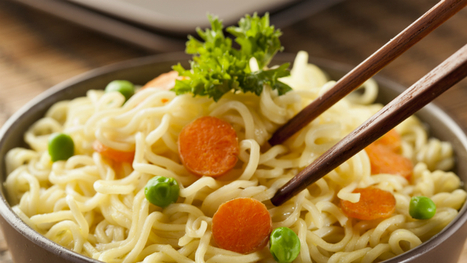 A Textile Company Is Making Low-Calorie Noodles From Trees | News we like | Scoop.it