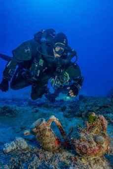 Nuevos y espectaculares tesoros de 2.050 años recuperados del naufragio de Antikythera | ArqueoNet | Scoop.it