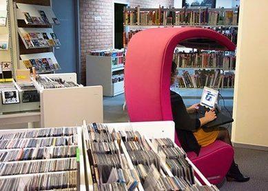L'appli Sonothèque dans les bibliothèques | rouen.fr | -thécaires | Espace musique & cinéma | Scoop.it