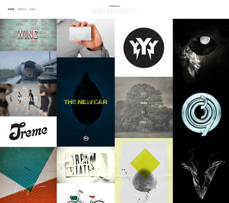 Weekly Web Design and Development Inspiration – N.166 | Webdesign Glance | Scoop.it