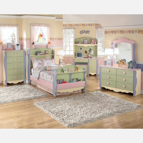 Doll House Bedroom Collection(B140) | Home & Garden | Scoop.it