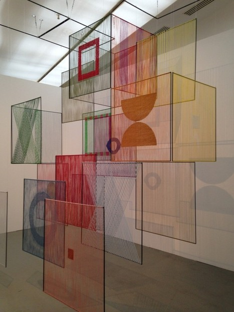 Decorum, tapis et tapisseries d'artistes | Textile Horizons | Scoop.it