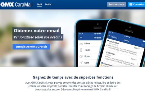 CaraMail revient d'entre les morts - CNET France   OhMyBook !   Scoop.it