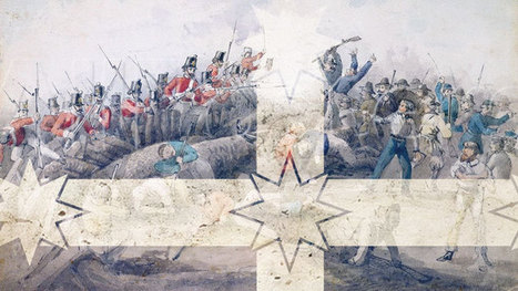 Eureka Stockade | Discovery of Gold and Australia's Identity | Scoop.it
