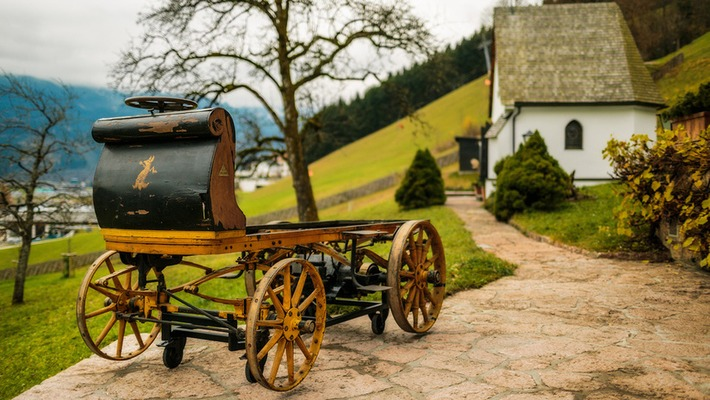 Porsche's First Car Found After Being Left In A Shed For 112 Years | Antiques & Vintage Collectibles | Scoop.it