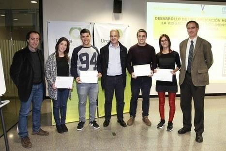 Alumnos de Ingeniería de Mondragon Unibertsitatea logran los tres primeros puestos en los premios Orona Get Up — TUlankide MONDRAGON | Mondragon Unibertsitatea | Scoop.it