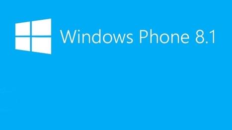 El despliegue de Windows Phone 8.1 comenzará el 24 de junio | Noticias Sistemas Operativos para Móviles | Scoop.it