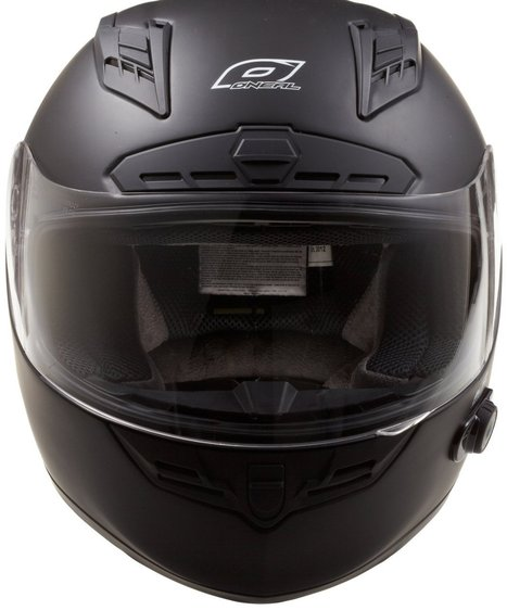 O'Neal Fastrack II Motorcycle Helmet with Bluetooth Review | Bluetooth Motorcycle Helmet Reviews | Scoop.it