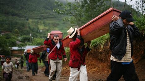 Survivor Of Guatemalan Massacre Tells Story During U.S. Trial   8th Grade Genocide Web Sites   Scoop.it