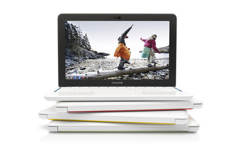 HP, Google team up on featherweight $279 Chromebook 11 | PCWorld | Mobile & Technology | Scoop.it