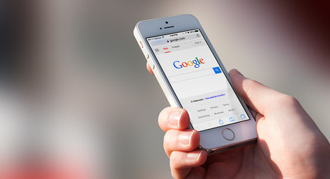 Mobile Search Surpasses Desktop Search By Over 50% :  Google | Digital Marketing News | Scoop.it