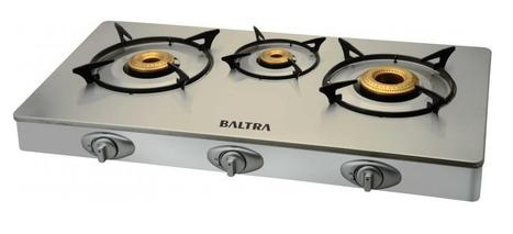 Buy Gas Stove in India, Gas Stove Price in India | Baltra Home Products | Scoop.it