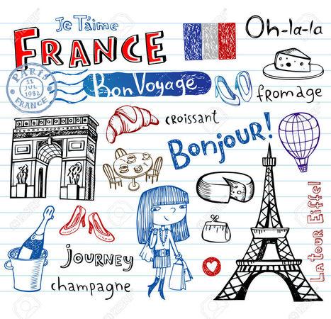 Les Symboles de la France | FLE in London | Scoop.it