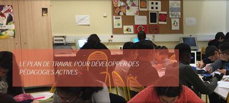 Le plan de travail pour redonner l'initiative aux élèves | Socle commun et compétences | Scoop.it