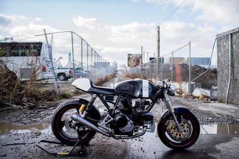 DUCATI PROTOTYPE by WALT SIEGL | Vintage Motorbikes | Scoop.it