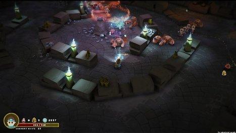 Download Game Petualangan dan Tembak Tembakan 3D Curse of Mermos | Movie and game | Scoop.it