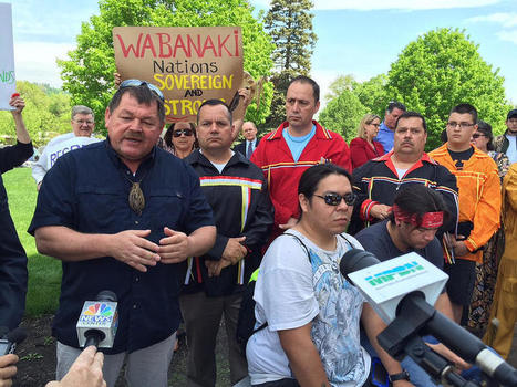 Three Tribes Officially Sever Relationship with State | Wabanaki News and Issues for ME Classrooms | Scoop.it