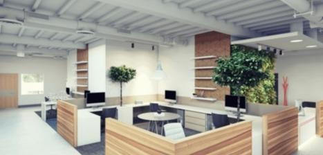 Quels sont les nouveaux #enjeux de l'#espace de #travail ? | RSE et Développement Durable | Scoop.it