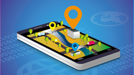 Two announcements show how location intelligence and proximity are entering marketing mainstream | CIM Academy Marketing | Scoop.it