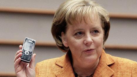 Les hackers poursuivent Merkel pour espionnage | Brèves ... - Alterinfo | Surveillance massive du net | Scoop.it