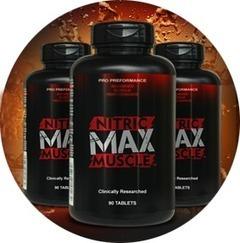 Reseña Combinación De Nitric Max Muscle and Anabolic Rx24! | alex gies | Scoop.it