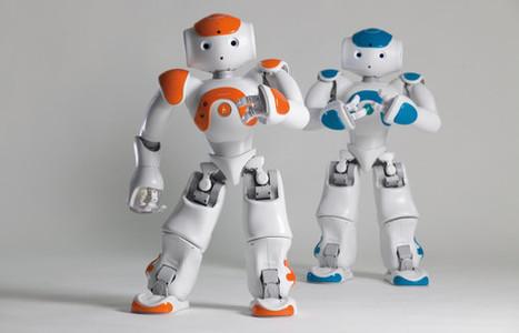 Le robot NAO d'Aldebaran sera utilisé comme vendeur chez Darty   Robots & Artificial intelligence   Scoop.it