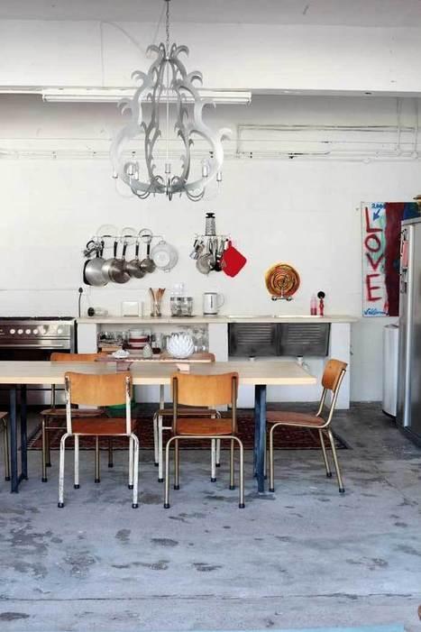 Un appartement pour célibataire au Cap | | PLANETE DECO a homes worldPLANETE DECO a homes world | Immobilier | Scoop.it