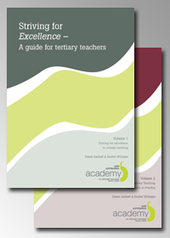 New Academy guide offers insights to excellent tertiary teaching - Ako Aotearoa | Higher Education Teaching and Learning | Scoop.it