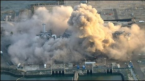 Successful Implosion of South Bay Power Plant on Saturday morning | Geography Education | Scoop.it