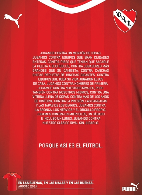 Objetivo cumplido, Independiente vuelve a primera división | Club Atlético Independiente | Scoop.it