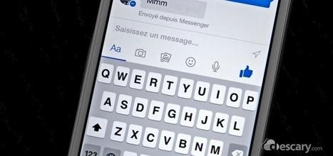 Créer et envoyer des vidéos de 15 secondes depuis Facebook MessengerDescary.com | Etourisme et webmarketing | Scoop.it