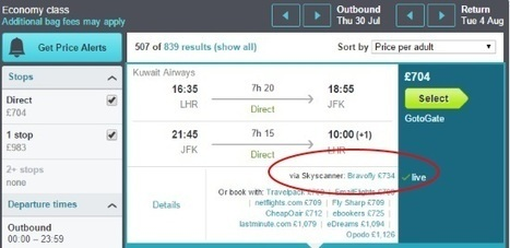#Skyscanner tests bookings on air tickets, claims huge jump in conversions | ALBERTO CORRERA - QUADRI E DIRIGENTI TURISMO IN ITALIA | Scoop.it