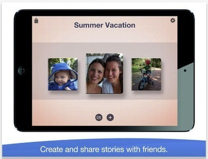 Some of The Best Storytelling Apps for Elementary Students | EdTech News | Scoop.it