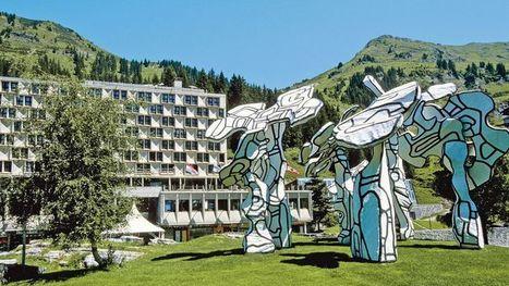 Flaine, la station née d'une utopie dans les Alpes | UDOTSI de Haute-Savoie | Scoop.it