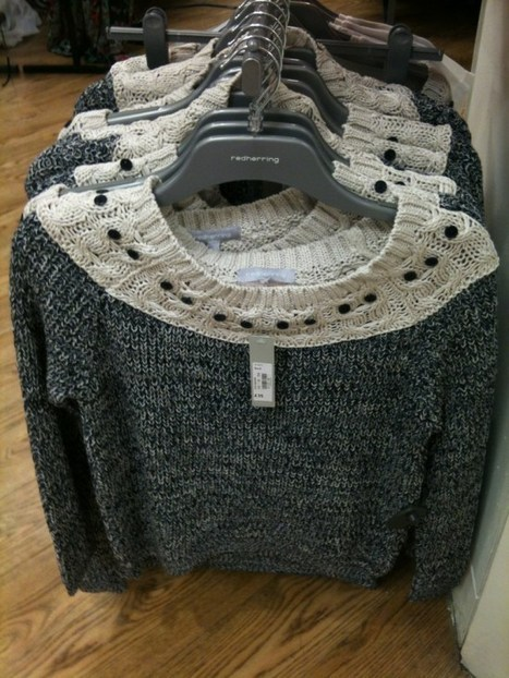 the story of the o w lsweater | International Aspects of Publishing, Intellectual Property and the Law | Scoop.it