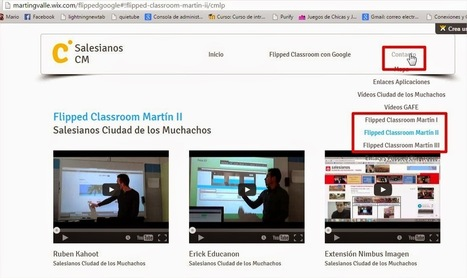 En la nube TIC: Flipped Classroom con Google | Technology and language learning | Scoop.it