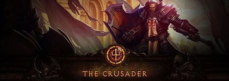 Diablo 3 Crusader Preview Video Shows Off Lore, Mechanics and More | Diablo 3 Strategy and Tips | Scoop.it