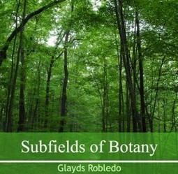 Subfields of Botany | E-books on Biology | E-Books India | Scoop.it