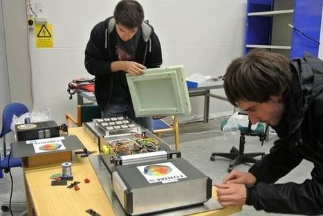 Estudiantes españoles lanzan un experimento en globo para estudiar el clima — Noticias de la Ciencia y la Tecnología (Amazings®  / NCYT®)   Medio Ambiente   Scoop.it