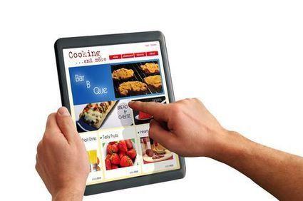 La tablette, ressort de l'achat en ligne | LdS Innovation | Scoop.it