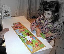 Camille, fan de de Puzzles, une passion aux nombreuses vertus : Coup de projecteur ! | Jeu puzzles | Scoop.it