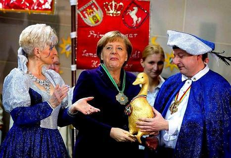 La CDU d'Angela Merkel soigne BMW… et réciproquement | Intervalles | Scoop.it
